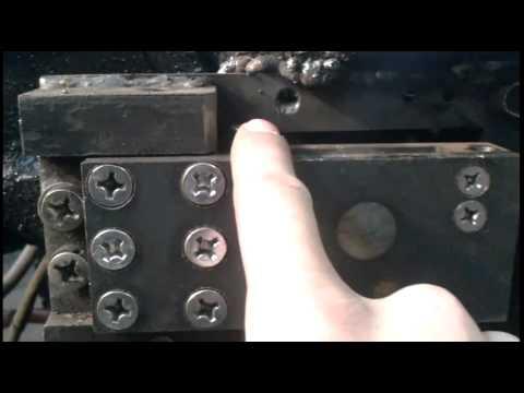 Как сделать просевшую дверь 833
