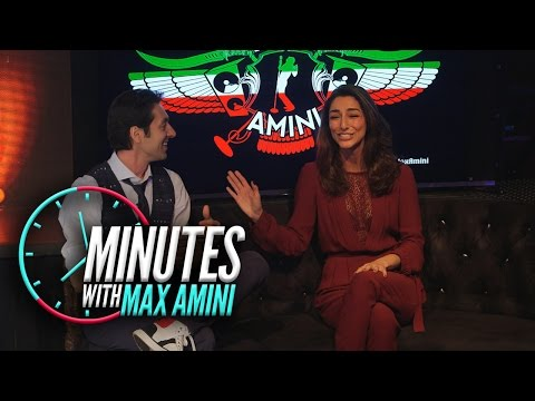 Minutes With Max Amini Season 2 Ep 1 دقیقه هایی با مکس امینی فصل ۲ قسمت ۱