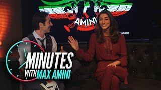 Minutes With Max Amini -  Season 2 (Farsi)