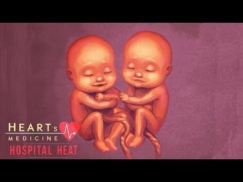 """МАМКИН СТРАЖНИК"" ДОКТОР ЧЛЕНС ► Heart's Medicine - Hospital Heat #8"