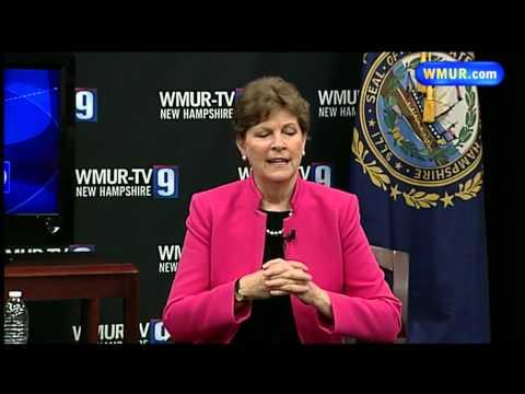 Leaders Listen: Sen. Jeanne Shaheen