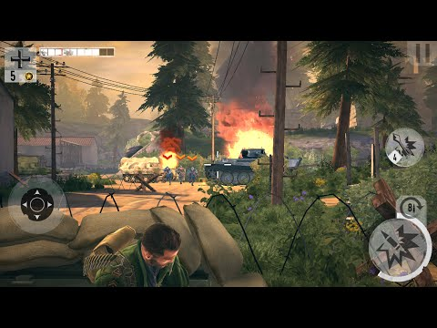TOP 5 FREE BEST IOS Action Shooter Games 2016