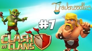 Clash Of Clans : Ep 7 - 500 GEMS!
