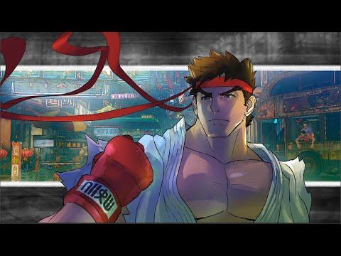 Street Fighter V - All Characters Endings Cutscenes Full 1080p HD (SFV)