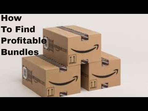 Amazon FBA For Beginners How To Find Profitable Bundles
