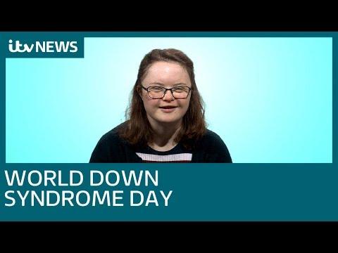 World Down Syndrome Day: Rachel & Alastair's story   ITV News