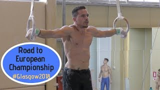 Road to European Championship | Serious Training