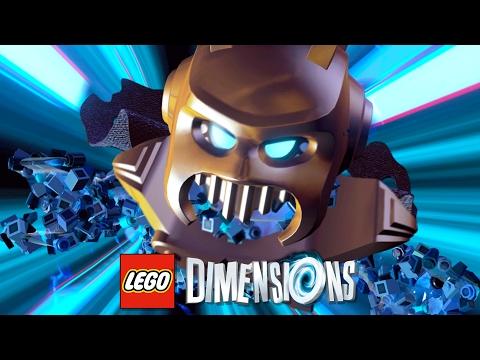 LEGO DIMENSIONS BR #30 : LORD VORTECH GIGANTE NOS ATACA DE SURPRESA!
