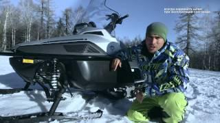 Тест-драйв снегохода Yamaha VK Professional II(Новый снегоход Yamaha VK Professional II с 1049-кубовым двигателем и системой впрыска топлива готов преодолевать любые..., 2015-02-27T07:38:52.000Z)