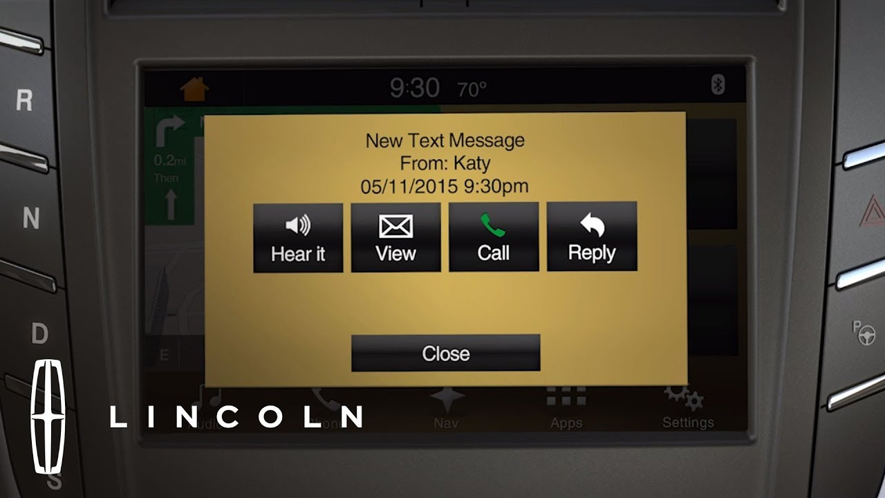 Part 2. Sync iPhone to Ford sync