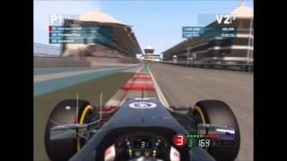 F1 2014; PARTIDA RAPIDA ONLINE; GP ABU DHABI.