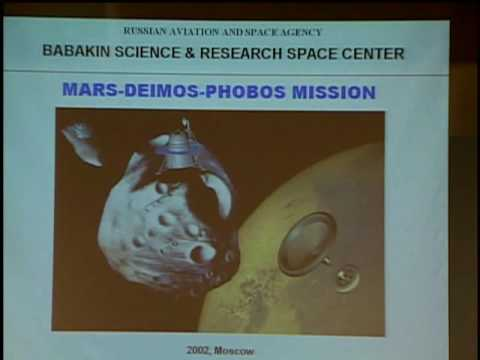 Future of Electric Propulsion II, Dr. Roald Sagdeev