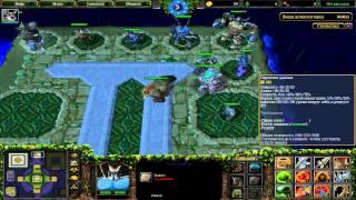 Warcraft 3 (Survival island) #3(ещё одна серия!)