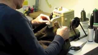 пример работы ателье по ремонту одежды, Киев