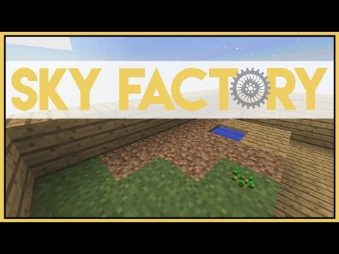 The Bait is Set - Minecraft Skyfactory 2.5 - Ep 6 [Let's Play Sky Factory 2.5]