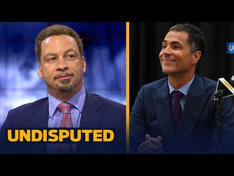 Chris Broussard reacts to Rob Pelinka's comments about the Warriors | NBA | UNDISPUTED
