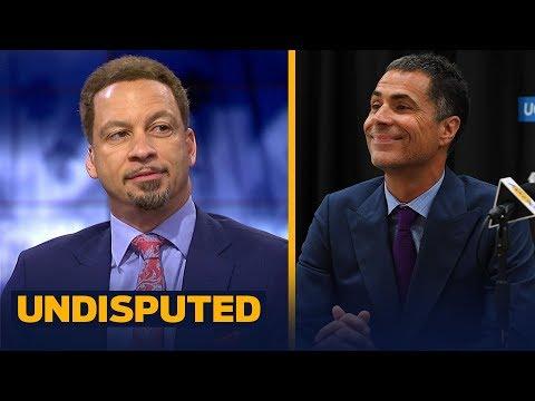 Chris Broussard reacts to Rob Pelinka's...