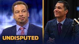 Chris Broussard reacts to Rob Pelinka