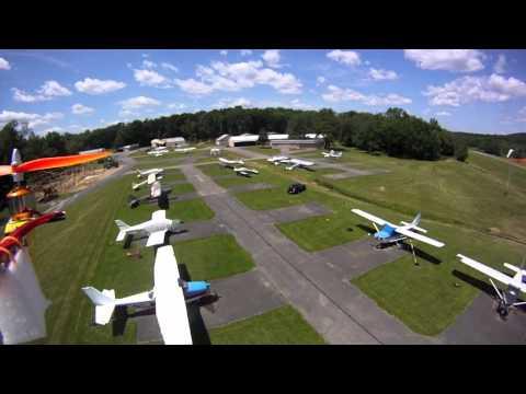 Warwick 2012 extended version, Bergen County Silent Fliers FunFly