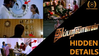 Thupparivalan (2017) Movie Hidden Details l Director Mysskin l Vishal l By Delite Cinemas