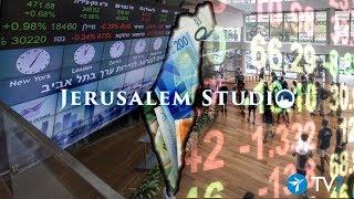 Israel's economic stability and challenges- Jerusalem Studio 455