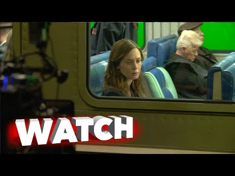 The Girl on the Train: Exclusive Behind the Scenes Featurette with Haley Bennett, Emily Blunt
