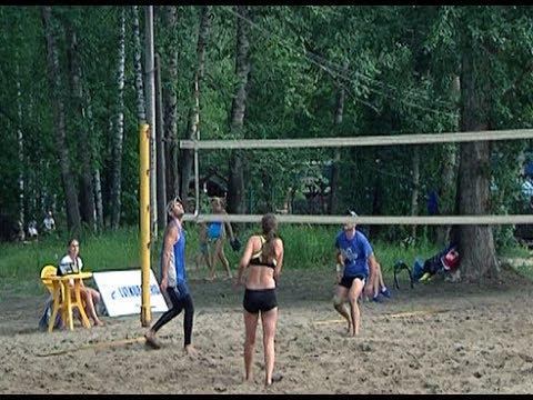 В Курске прошел Кубок по пляжному волейболу
