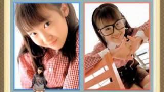 「内緒の気持ち」 前田亜季ちゃん、11歳頃から13歳までの写真集。 某ビ...