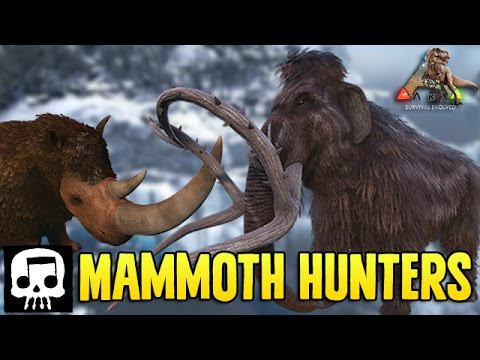 THE GREAT WHITE NORTH - Ark Survival Evolved Gameplay Pt. 19