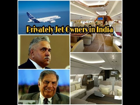 private jet ownres in india| top 10 private jets owner