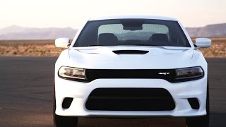 Dodge Charger SRT Hellcat 707HP (2015) Test drive