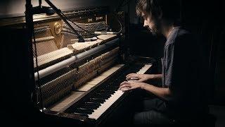 Yann Tiersen - La longue route (piano)