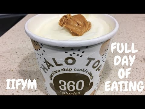Chasing The Physique | Ep.29 Full Day of Eating (FLEXIBLE DIETING)