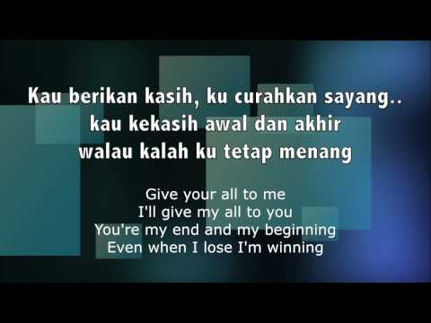 Sekadi  All of Me , Malay Version, Versi Melayu  John Legend #WazuLirik