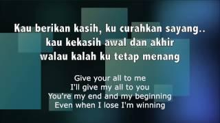 Sekadi - All of Me , Malay Version, Versi Melayu (Cover John Legend) #WazuLirik