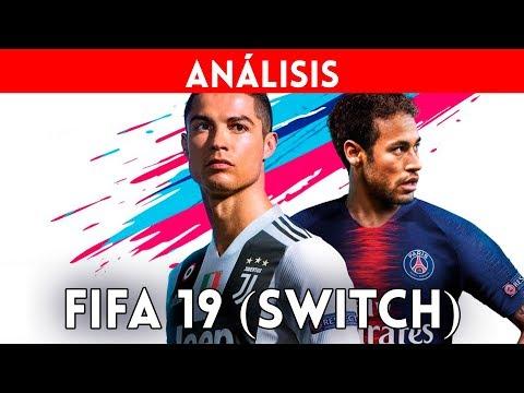 Análisis FIFA 19 en NINTENDO SWITCH - El FÚTBOL de EA en cualquier parte