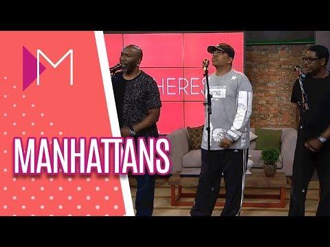 Musical: Manhattans - Mulheres (30/05/18)