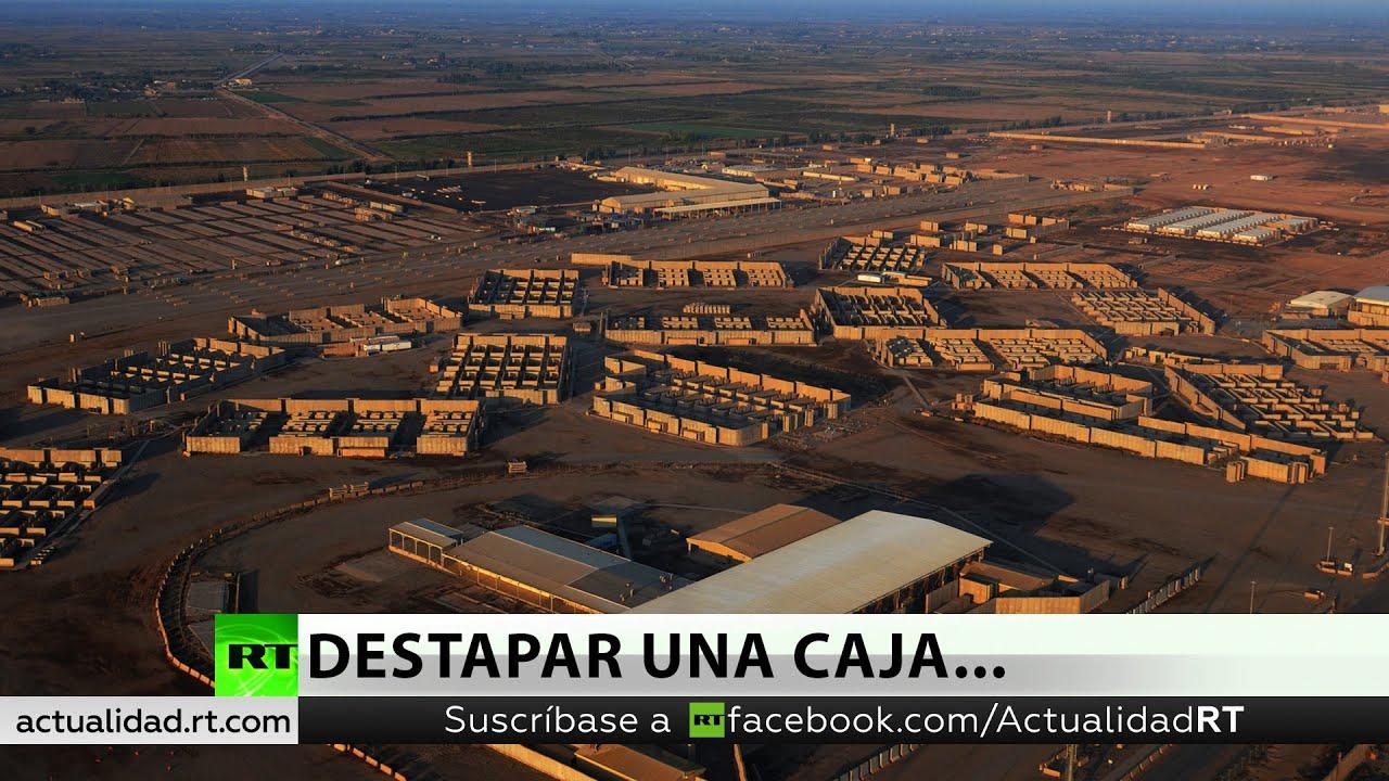 Cmo son las dos bases estadounidenses atacadas por Irn