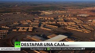 Atacan con misiles una base aérea en Irak que alberga tropas de EE.UU.