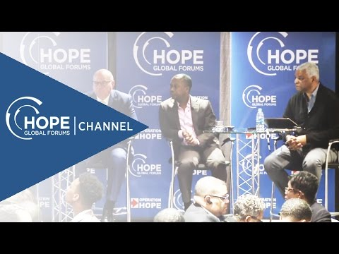 HOPE Global Forums 2016 - Accessing Capital