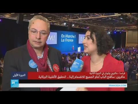 فرنسي من أصول جزائرية ينشط مع ماكرون.. لماذا؟  - نشر قبل 8 ساعة