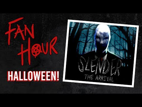 Wanna Play Something Scary? Slender: The Arrival // Snarled Live | Snarled
