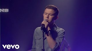 Scotty McCreery - The Trouble With Girls (AOL Sessions)