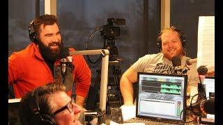 Beau Allen & Jason Kelce - Preston & Steve's Daily Rush