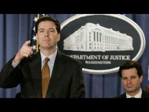 Trump annonce le remplaçant de James Comey à la tête du FBI