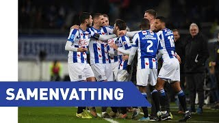 Samenvatting Sc Heerenveen - Vitesse 19/20