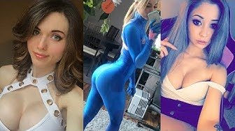 ➤ ULTIMATE Hot Twitch Girl Moments #08 2017 (HD) feat. STPach, Amouranth.