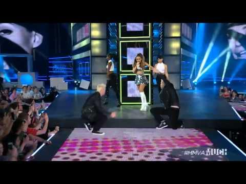 "Ariana Grande""Problem"" MMVA 2014"
