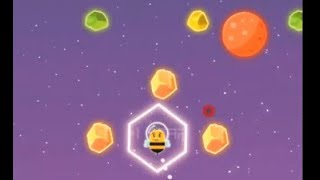 Cosmic Bee Game Walkthrough