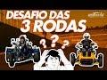 TRICICLO RAIZ COM APZÃO E CAN-AM SPYDER ENCARAM A PISTA! VOLTA RÁPIDA #125 | ACELERADOS